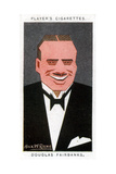 Douglas Fairbanks, American Film Actor, 1926 Giclee Print by Alick PF Ritchie