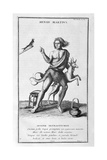 A Representation of March, 1757 Giclee Print by Bernard De Montfaucon