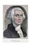 George Washington, First President of the United States, 19th Century Giclee Print by  Currier & Ives