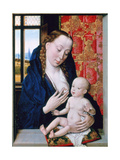 Mary and Child, C1465 Giclee Print by Dieric Bouts