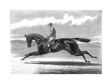 Galopin, Derby Winner, 1875 Giclee Print by  Crane