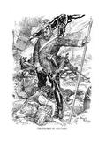 The Triumph of Culture, 1914 Giclee Print by Bernard Partridge