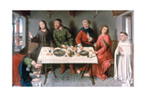 Christ in the House of Simon, 1440'S Giclee Print by Dieric Bouts