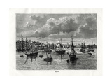 Nantes, France, 1879 Giclee Print by C Laplante