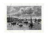 Nantes, France, 1879 Giclee Print by C Laplante
