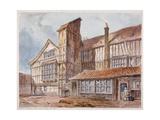 Milton Street, London, C1804 Giclee Print by C Matthews