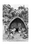 Todas, India, 1895 Giclee Print by Armand Kohl