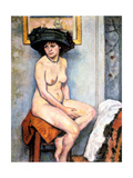 Nude, 1907 Giclee Print by Charles Guerin