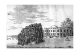 Alexander Pope's Villa at Twickenham, London, 1807 Giclee Print by  Cary