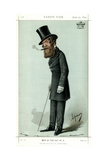 He Has Succeeded in Volunteering, Viscount Ranelagh, 1870 Giclee Print by Carlo Pellegrini