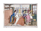 The Haberdasher Dandy, London, C1818 Giclee Print by C Williams