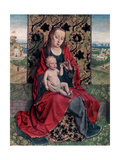 The Madonna and Child Giclee Print by Dirck Bouts