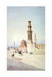 Tomb of the Califes, Cairo, C1907 Giclee Print by David Roberts
