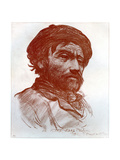 Portrait of a Man, 1899 Giclee Print by Charles Cottet