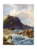 Lindisfarne, Northumberland, 1924-1926 Giclee Print by Catharine Chamney