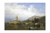 In the Gulf of Venice, 1848 Giclee Print by Clarkson Stanfield