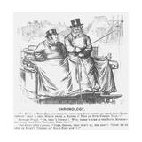 Chronology, 1869 Giclee Print by Charles Samuel Keene