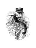 Joseph Bazalgette (1819-189), English Civil Engineer, 1883 Giclee Print by Edward Linley Sambourne