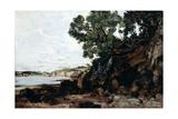 Douarnenez, 1884 Giclee Print by Emmanuel Lansyer
