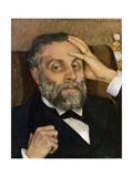 Portrait of Pontus Fürstenberg, 1883 Giclee Print by Ernst Josephson