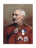 Lieutenant-General Sir Charles William Wilson, British Soldier, 1902 Giclee Print by Elliott & Fry