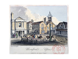 Romford, Essex, 1817 Giclee Print by Daniel Havell