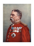 General Sir Hugh Gough, Keeper of the Jewels, Tower of London, 1902 Giclee Print by Elliott & Fry