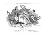Fidgety Joe, 1903 Giclee Print by Edward Linley Sambourne