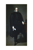 Philip IV, King of Spain, C1626 Giclee Print by Diego Velasquez