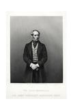 John Somerset Pakington, 1st Baron Hampton, English Politician, C1880 Giclee Print by DJ Pound