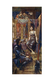 King Cophetua and the Beggar Maid, 1884 Giclee Print by Edward Coley Burne-Jones