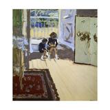 Children in a Room, 1909 Giclee Print by Edouard Vuillard