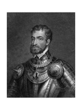 Charles V, Holy Roman Emperor Giclee Print by E Scriven