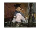 The Bar (Le Boucho), 1878-1879 Giclee Print by Edouard Manet