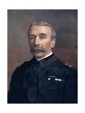 General Edward Chapman, Commanding the Troops of Scotland, 1902 Giclee Print by Elliott & Fry