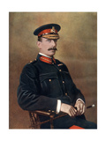 Major-General Rap Clements, Commanding 12th Brigade, South Africa Giclee Print by Elliott & Fry