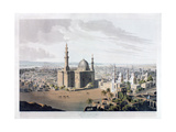 View of Grand Cairo, Egypt, 1809 Giclee Print by Daniel Havell