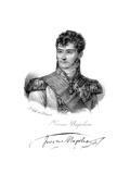 Jerome Bonaparte, Brother of Napoleon, C1820 Giclee Print by  Delpech