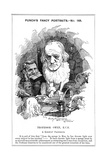Richard Owen, English Zoologist, 1884 Giclee Print by Edward Linley Sambourne