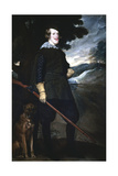 Philip IV, King of Spain, 1632-1636 Giclee Print by Diego Velasquez
