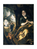 St Peter's Tears, C1561-1614 Giclee Print by  El Greco