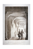 View of the Box Entrance in the King's Theatre, Haymarket, London, 1837 Giclee Print by Daniel Havell
