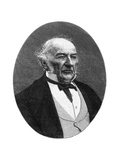 William Ewart Gladstone, British Liberal Party Statesman and Prime Minister, C1890 Giclee Print by Elliott & Fry
