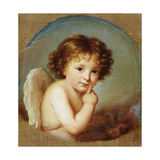 Cupid, Late 18th or 19th Century Giclee Print by Elisabeth Louise Vigee-LeBrun