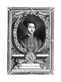 Edward VI, King of England Giclee Print by Edward Lutterell