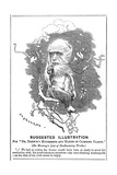 Charles Darwin, English Naturalist, 1875 Giclee Print by Edward Linley Sambourne