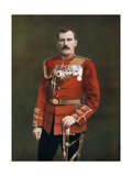 Major-General Hector Archibald Macdonald, British Soldier, 1902 Giclee Print by Elliott & Fry