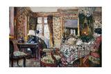 In the Room, 1904 Giclee Print by Edouard Vuillard