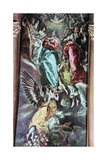 The Assumption of the Virgin, C1613 Giclee Print by  El Greco