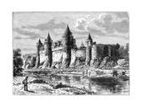Josselin Chateau, France, 1898 Giclée-tryk af Dosso Dossi